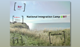 National Integration Camp