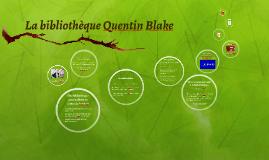 La bibliothèque Quentin Blake