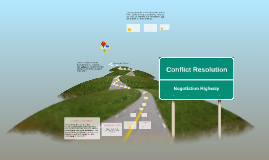 Copy of Conflict Resolution
