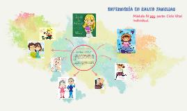 Enfermería en Salud Familiar Módulo V: Ciclo Vital Individual