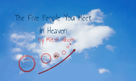 Copy of the five people you meet in heaven