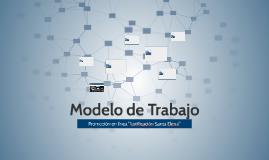Modelo de Trabajo