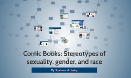 Copy of Comic Books: Sexism, Racism, and LGBT