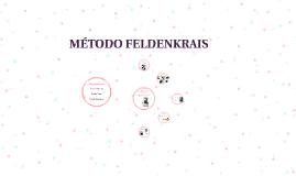 MÉTODO FELDENKRAIS