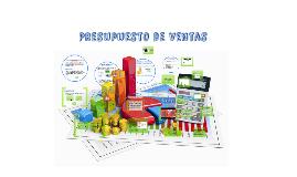 Copy of Presupuesto de Ventas