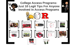 Preparate College Access Programs:10 Actions You Need To Take Now