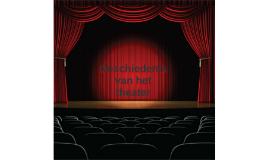 6ASO Geschiedenis van het theater