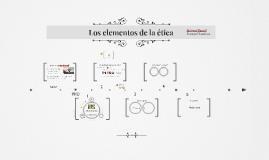 Los elementos de la ética