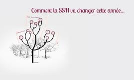 Comment la SSH va changer cette année...