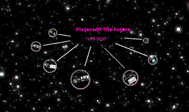 PROYECT OF  FUTURE