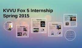 KVVU Fox 5 Internship