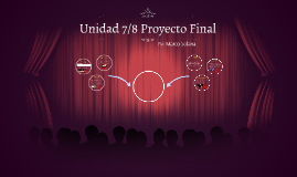 Unidad 7/8 Proyecto Final