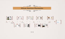 African American Pharmacists