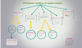 Copy of Principales medidas en epidemiología.