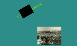 1° Guerra Mundial