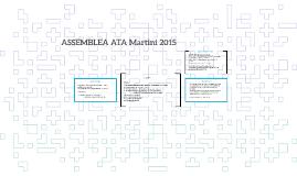 ASSEMBLEA ATA Martini 4/09/2015