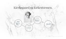 Kierkegaard og kirkestormen.