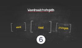 Woordraadstrategieën
