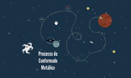 Procesos de Conformado Metálico