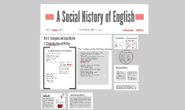 Copy of A Social History of English