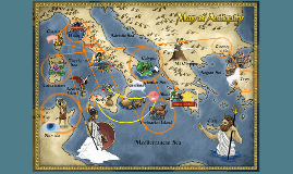 The Odyssey Travel Map