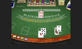 Blackjack Simulation Using Monte-Carlo Simulation