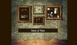 Copy of Sense of Place
