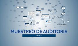 Copy of MUESTREO DE AUDITORIA - NIA 530