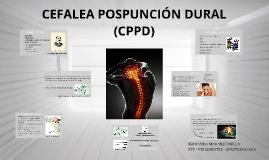 Copy of CEFALEA POSPUNCIÓN