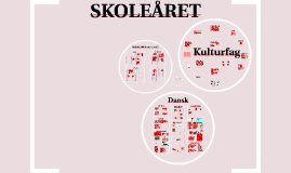 SKOLEÅRET
