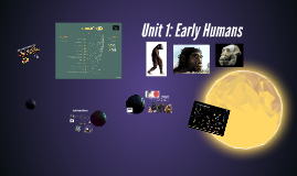 The Early Hominids