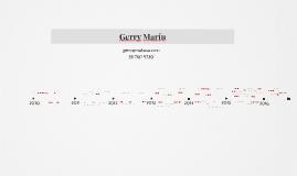 Gerry Marín