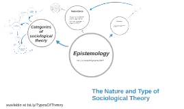 The Nature and Type of Sociological Theory