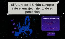 El futuro de la unión europea