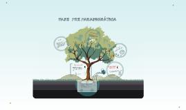 Fase Pre-Paradigmatica