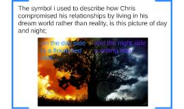 What did the author teach us through Chris?