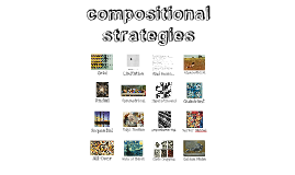 Compositional Strategies