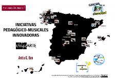 Educación musical de vanguardia dentro y fuera de Galicia