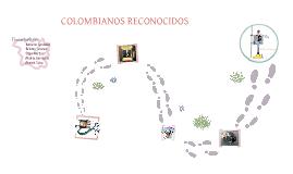 Colombianos reconocidos