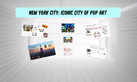 New York City: Iconic City of Pop Art