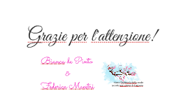 Copy of Tra Passato e Presente