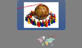 Copy of ¿Como es la población en el mundo?