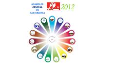 Asamblea General de Asociados LA RECETTA S.A.S.