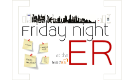 Friday Night at the ER (English)