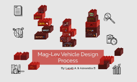 Mag-Lev Vehicle Design Process