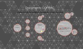 Documents COFRAC