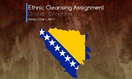 Bosnian Genocide (1992 - 1995)