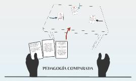 PEDAGOGÍA COMPARADA