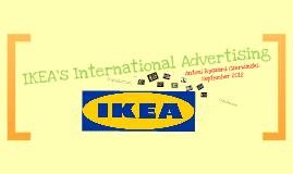 Copy of IKEA's International Advertising