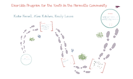 Exercise Program for the Youth in the Farmville Community